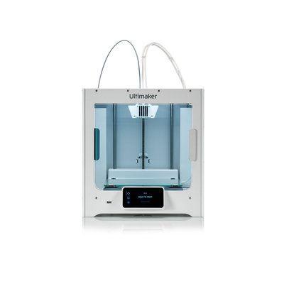 Ultimaker S3 | 3D Print | FDM | FFF | PLA | ABS | PETG | PVA | PC | PP | Nylon | Ultrafuse | Ultimaker | Filamentive | Invent A/S |