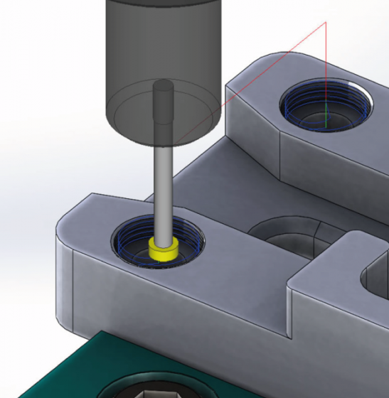 SolidCAM 2.5D Milling | Invent A/S