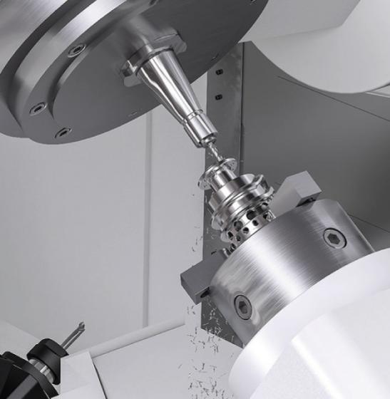 SolidCAM Advanced Millturn   Invent A/S