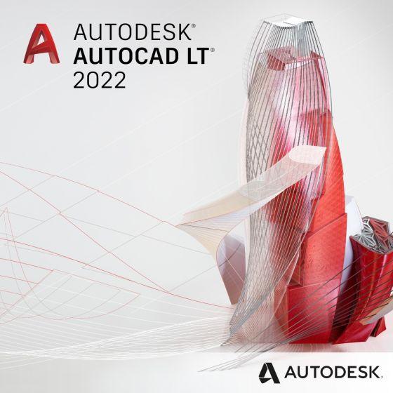 Autodesk AutoCAD LT 2022   Invent A/S   Autodesk Guld Forhandler