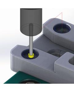 SolidCAM | InventorCAM 2.5D Milling | Invent A/S