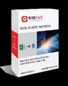 Invent A/S | BIMDeX | Excel Importer for Revit