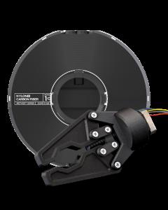 MakerBot Method Nylon Carbon Filament  | Nylon 12 | ABS |3D Print | PLA | PC-ABS |Carbon Fibre | Invent A/S |