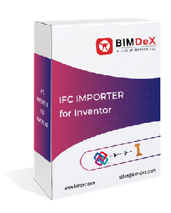 Invent A/S | BIMDeX | IFC Importer for Inventor