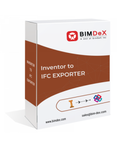 Invent A/S | BIMDeX | IFC Exporter for Inventor