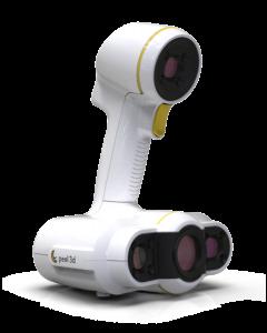 peel 3d | peel 2 3D scanner | Invent A/S
