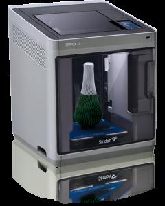 Sindoh 3DWOX 1X | Sindoh | 3D Print | PLA | ABS | Flex | Invent A/S | FDM | FFF |