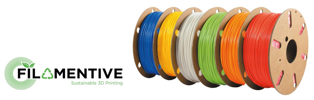 Filamentive | Invent A/S | Forhandler | 3D Print materiale