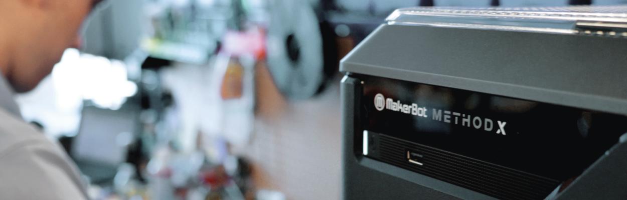 MakerBot | MakerBot forhandler | Invent A/S